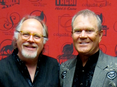 T. J. Kuenster & Glen Campbell